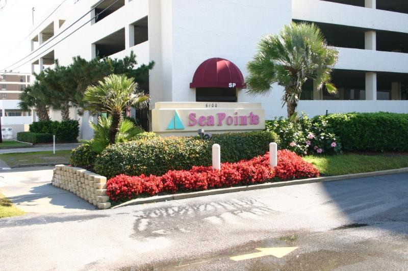 Building Entrance - Oceanfront Getaway  N. Myrtle Beach (Cherry Grove) - North Myrtle Beach - rentals