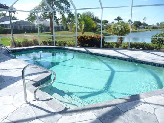 Royal Palms Lake View Home with Free WIFI - Image 1 - Naples - rentals