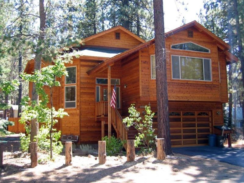 Exterior - Pool Table! Sauna! Wi-Fi-! Hot Tub!  Near Heavenly - South Lake Tahoe - rentals