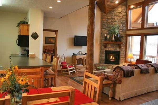 Spacious Living Room - BOOK NOW!!!  DATES ARE FILLING UP FAST!!!! - Branson - rentals
