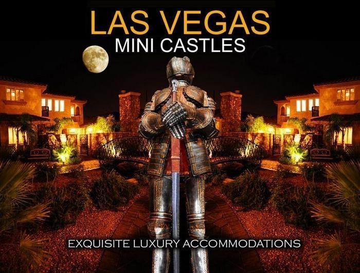 LV Mini Castles 25%off-10 Guest Suites, 12 Bath - Image 1 - Las Vegas - rentals