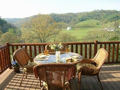 Hillsville Area (Dugspur) Vacation Rental cabin - Image 1 - Hillsville - rentals