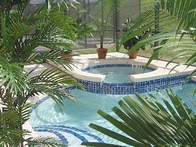 private pool - Luxury Villa with a Pool at the Emerald Island Resort - Kissimmee - rentals