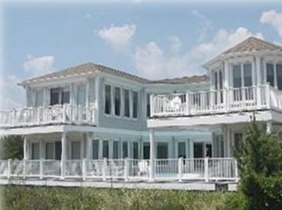 Elegant, Spacious, Steps to the Beach - Image 1 - Fenwick Island - rentals