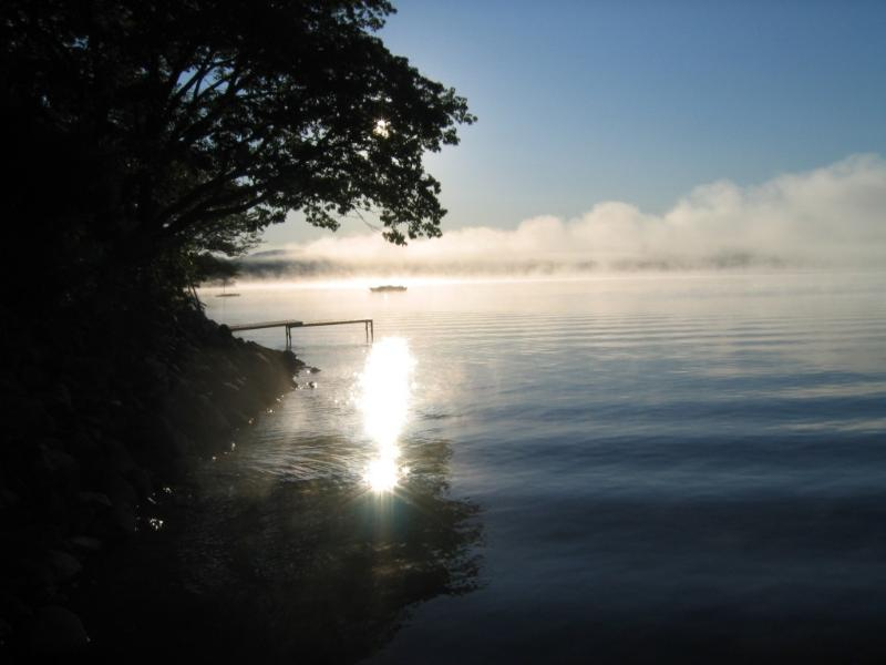 Morning Glory - Beautiful Lake Front Cottage on Swan Lake - Frankfort - rentals