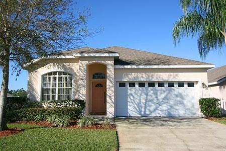 Villa Home Close To Disney - Image 1 - Davenport - rentals