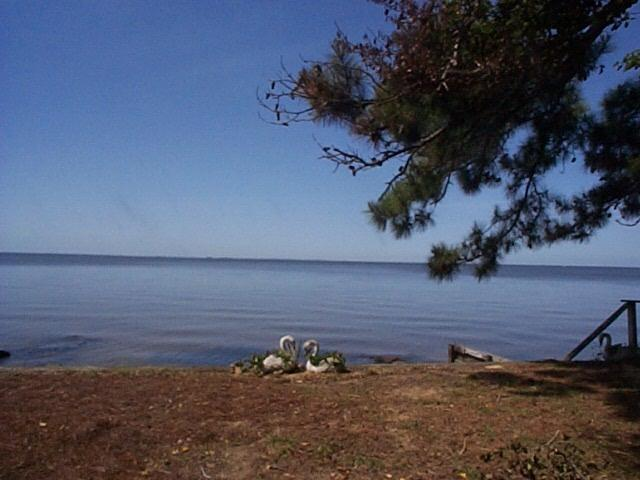 Looking over the Albemarle Sound - Albemarle Meditation Retreat - Point Harbor - rentals