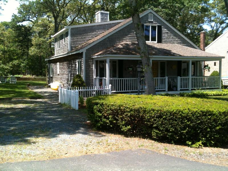 Front of house - on bike trail / deeded beach - 2 weeks just added! - Harwich - rentals