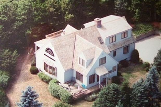Aerial view - East Orleans, Cape Cod - Walk to Beach, A/C in BRs - Orleans - rentals