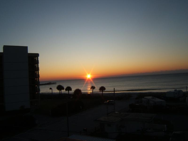 SUNRISE ON THE BALCONEY - Pet-Friendly Oceanview Condo with a Pool, Myrtle Beach - Myrtle Beach - rentals