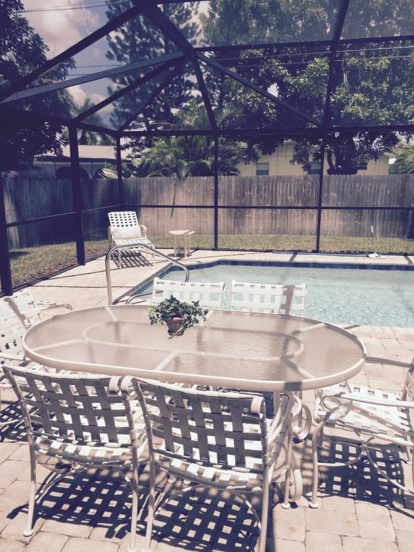 Private 3 bedroom Pool Home minutes walk to Vanderbilt Beach - Image 1 - Naples - rentals