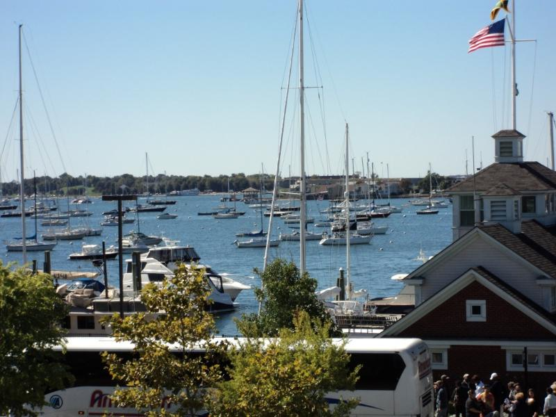 Bedroom view of Harbor - Newport Downtown Waterfront AWESOME - Newport - rentals
