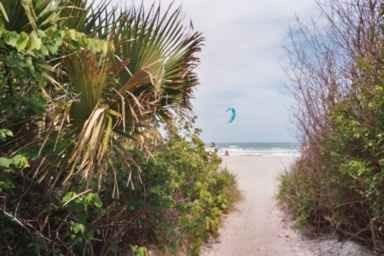 """Luxury Townhouse on Famous Cocoa Beach"" - Image 1 - Cape Canaveral - rentals"