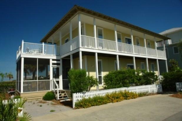 Front of Kerihil South - Awesome Deal ~ Awesome View ~ Kerihil South - Santa Rosa Beach - rentals