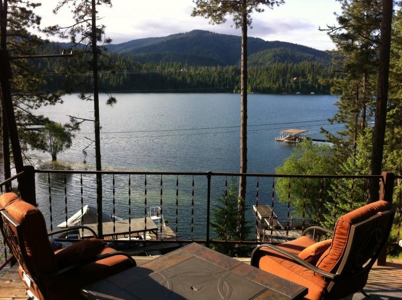 Favorite spot - Lakefront Serenity - Hayden - rentals