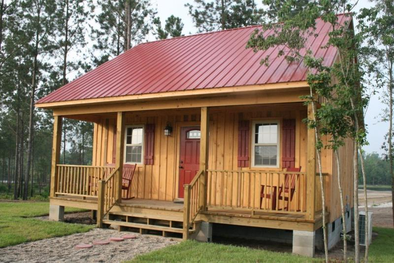 Vineyard Cabins - Image 1 - Elizabethtown - rentals