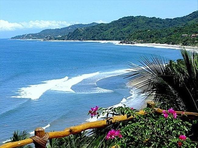 Oceanfront Paradise! Exceptional Property - Image 1 - Sayulita - rentals