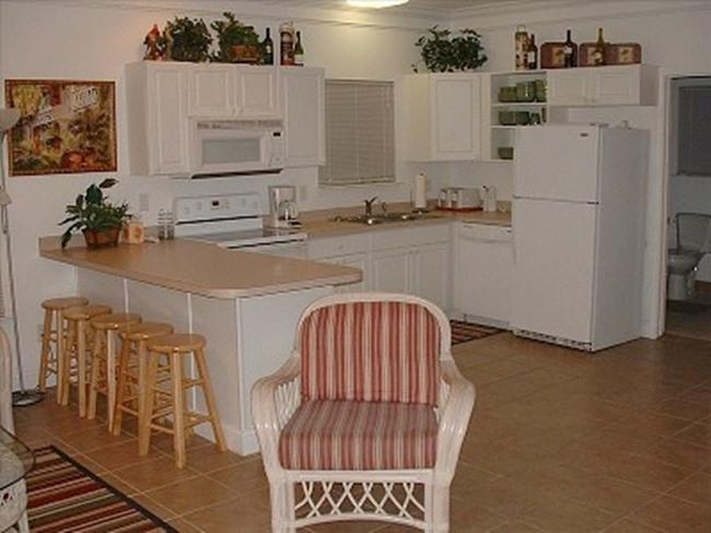 Kitchen - Ocean View!   Spacious!   Handicap Accessible 5BR - Myrtle Beach - rentals