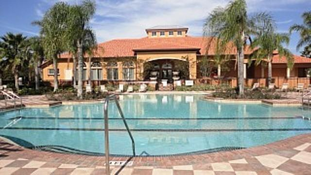 6 Bedroom Lakeview Luxury Resort Villa near Disney - Image 1 - Kissimmee - rentals