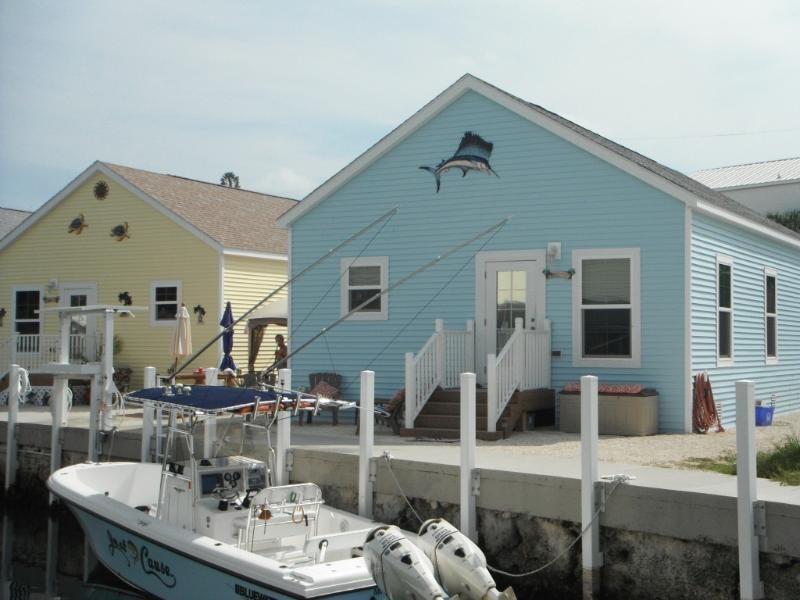 Spacious dock - My Blue Heaven - Marathon - rentals