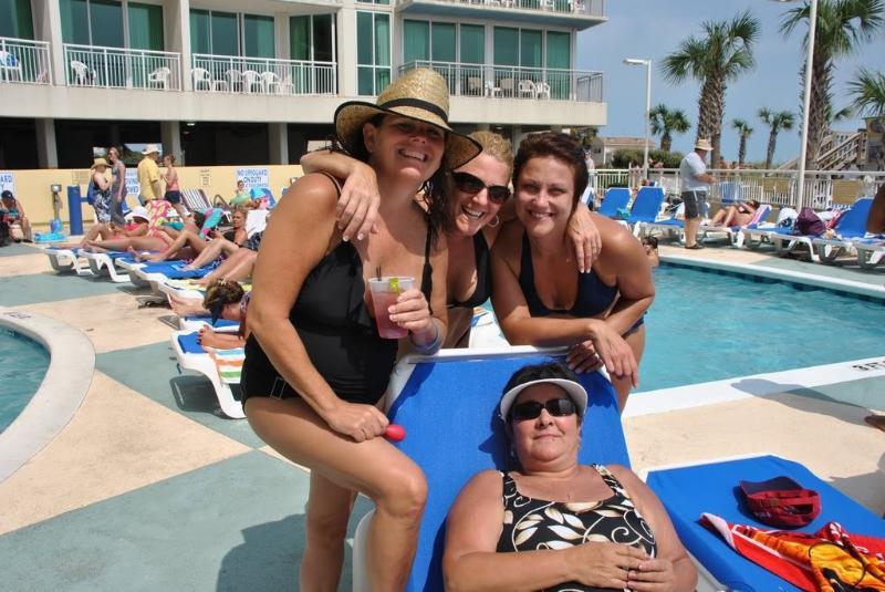 Oceanfront Condo Avista Resort Bar/Res,lazy rivers - Image 1 - North Myrtle Beach - rentals