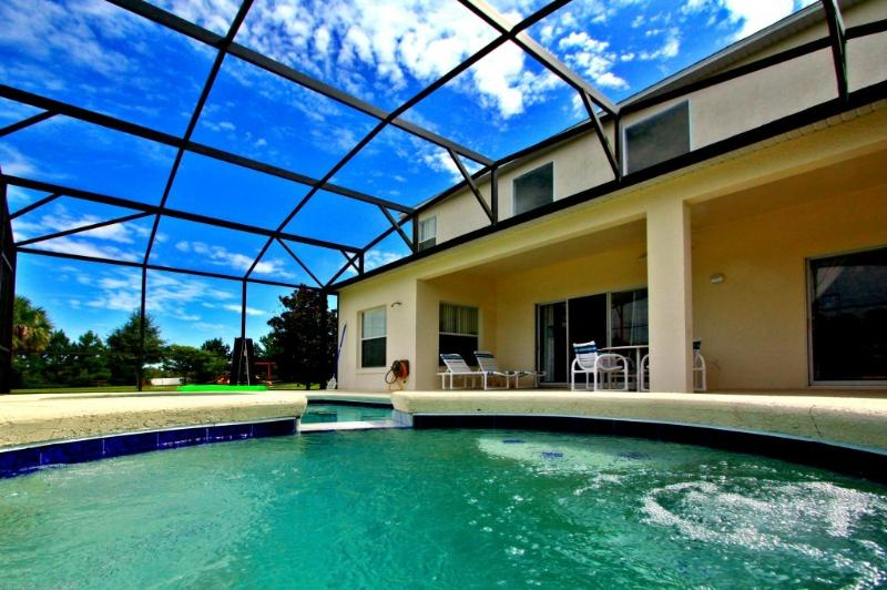 swimming pool - Gated Excuisite Villa w/ Private Pool Near Disney - Davenport - rentals