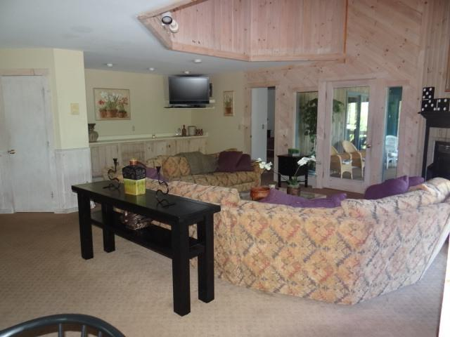 Living Area - Fabulous Ski House at Mt. Snow - Dover - rentals
