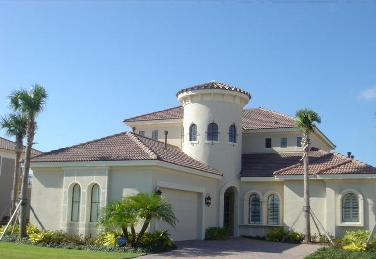 Front of Home - Villa Mirasol - one of the best houses at Reunion - Reunion - rentals