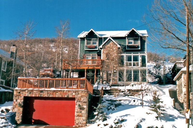 Wintertime on Deer Valley - Deer Valley Drive Park City//Walk to Main ST - Park City - rentals