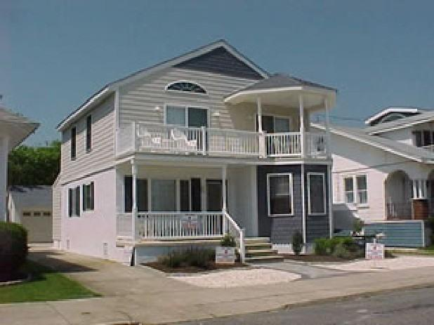 Outside - Gorgeous Lake View Home! - Wildwood Crest - rentals