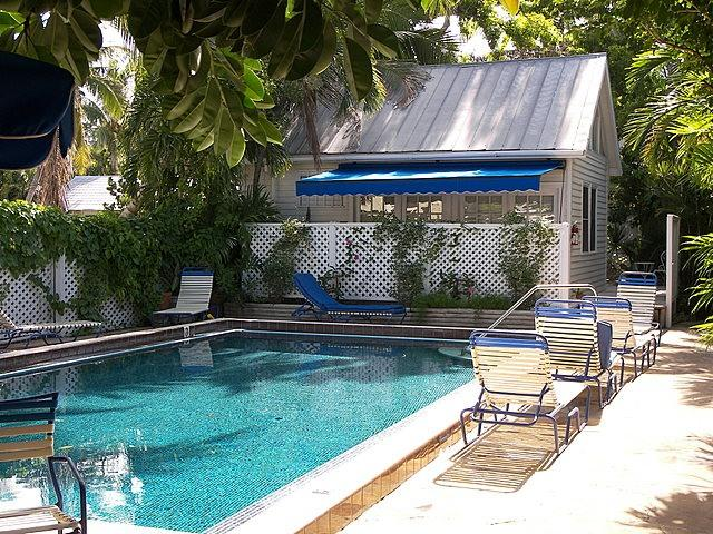 Charming Key West Cottage in Intimate Compound - Image 1 - Key West - rentals