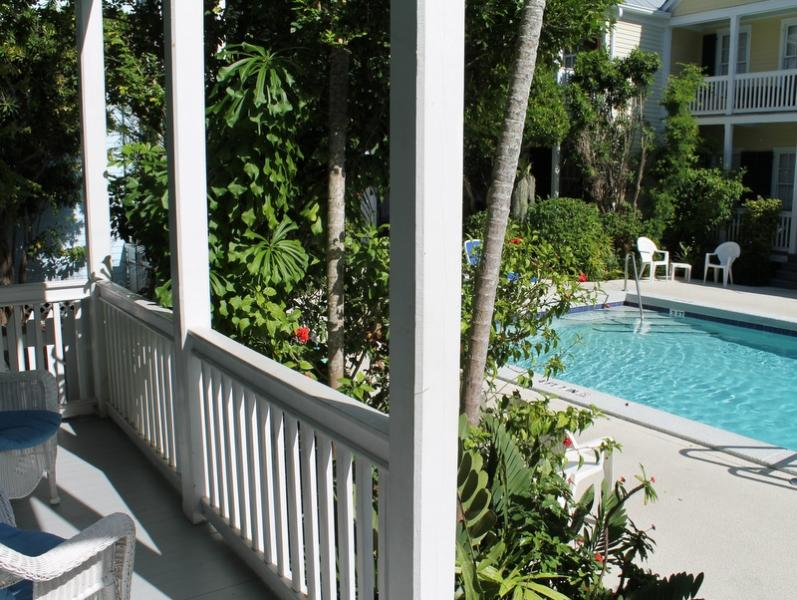 Conch Wind - Spacious Townhome in Private Compound - Image 1 - Key West - rentals
