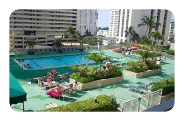 Pool View Waikiki Banyan Suite 707 In Tower 1 - Image 1 - Honolulu - rentals