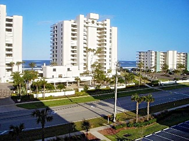View from balcony - One Particular Harbor - 5th Floor 2BR New Owners - New Smyrna Beach - rentals