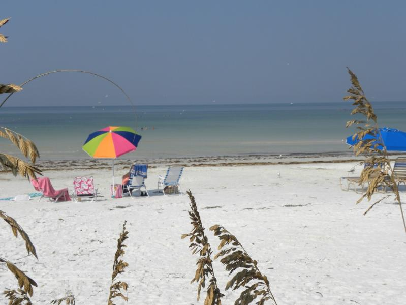 White sands of Crescent Beach! - A Tropical 2Br Retreat on a Florida Isle - Sarasota - rentals