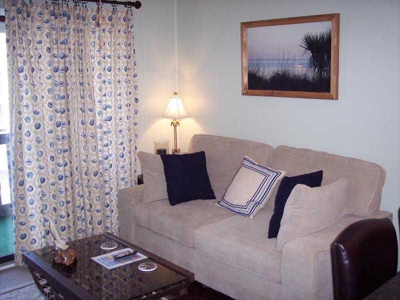 Beautiful décor throughout! - King Bed, Great View, WiFi! - Tybee Island - rentals