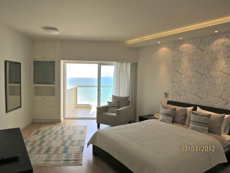 Beach front residence at the Sharon Hotel - Image 1 - Herzlia - rentals