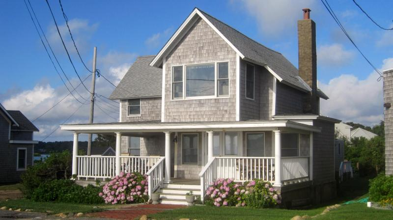 Oceanfront - Ocean Front - Walk to Beach/Town - Oak Bluffs - rentals