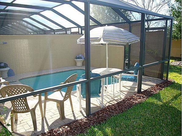 Gorgeous SOUTH FACING Private Pool! - Amazing Windsor Hills Townhouse with a Pool and Balcony - Kissimmee - rentals