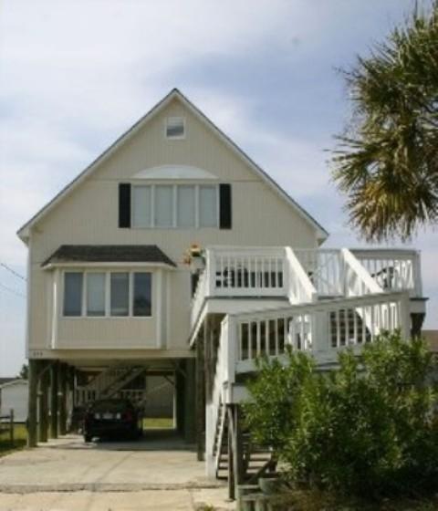 Beach House, Family Rental/Golfer's Getaway! - Image 1 - Garden City - rentals