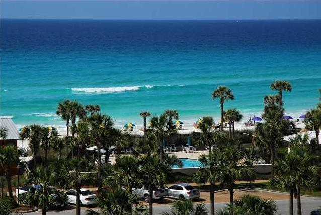 View from our balcony! - #607*MUST SEE*Great Views*Bigger Plan*Nice! - Destin - rentals