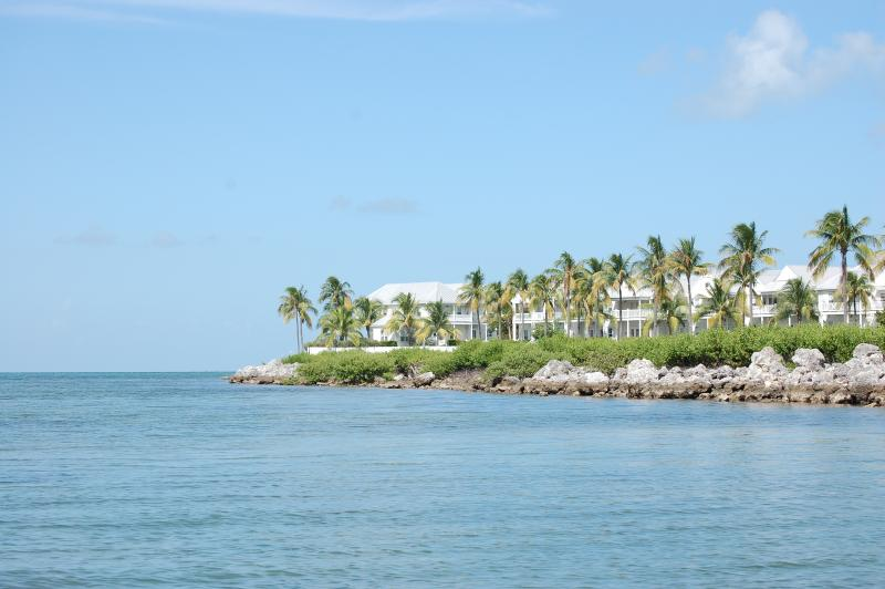 Indigo Reef from the water - Paradise in the Florida Keys - Marathon - rentals