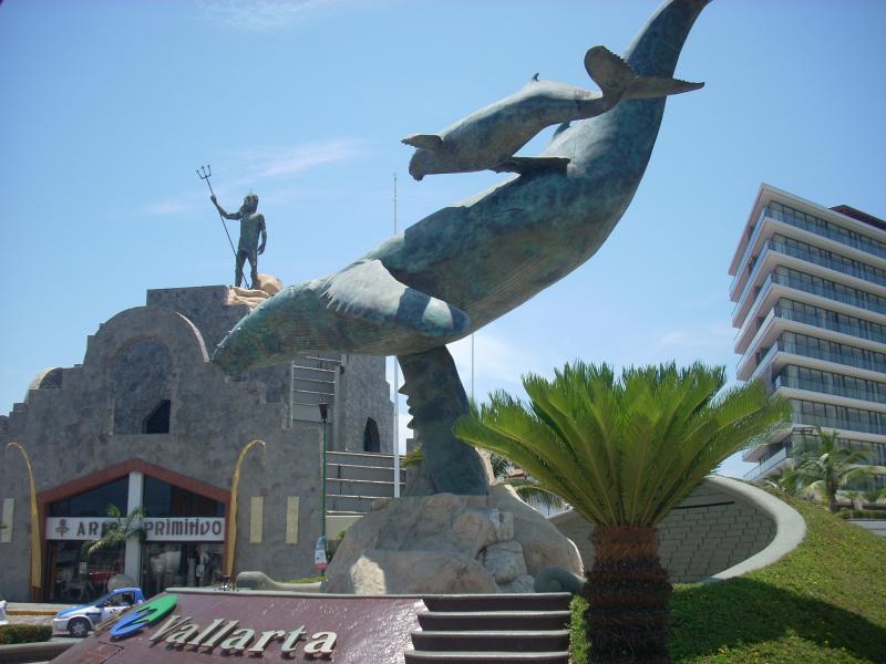 Main entrance to the marina - Spectacular 3 Bedroom Condo at Marina Del Rey - Puerto Vallarta - rentals