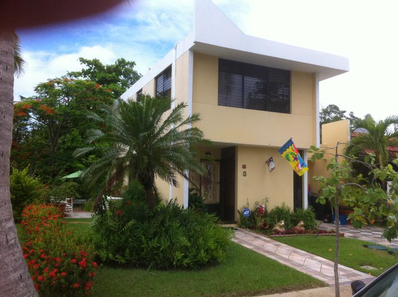 Solimar Villa Front - Luquillo Beach Rainforest & Paradise Solimar Villa - Luquillo - rentals