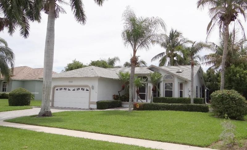 123 Saxon St. - Exterior Front - Vacation in Paradise in Marco Island - Marco Island - rentals