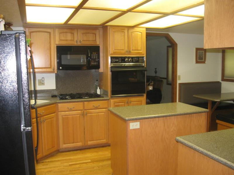 Kitchen - 2 bedroom, 2.5 bath home on a private golf course - Boise - rentals