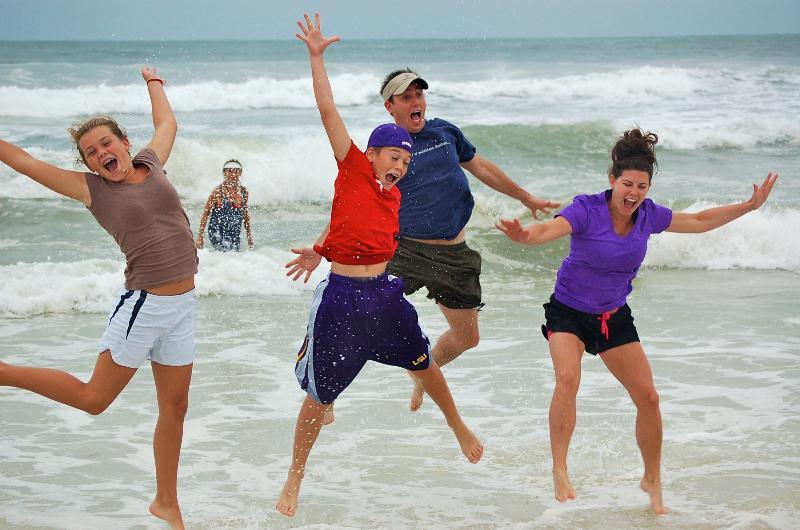 Fun in the waves!!!! - Stunning Beach Front Home/4 bed/2 bath/sleeps 12 - Destin - rentals