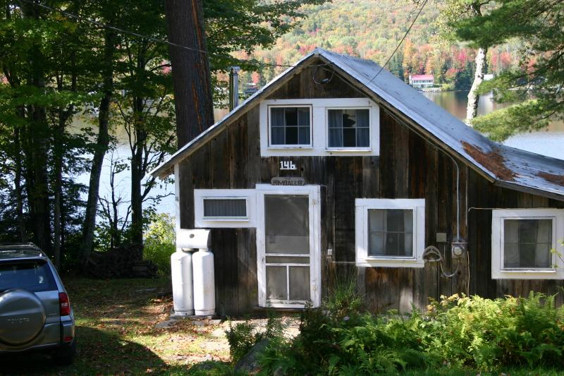 Views from Lake Road - COZY LAKESIDE CABIN IN NORTHERN VERMONT - Lunenburg - rentals