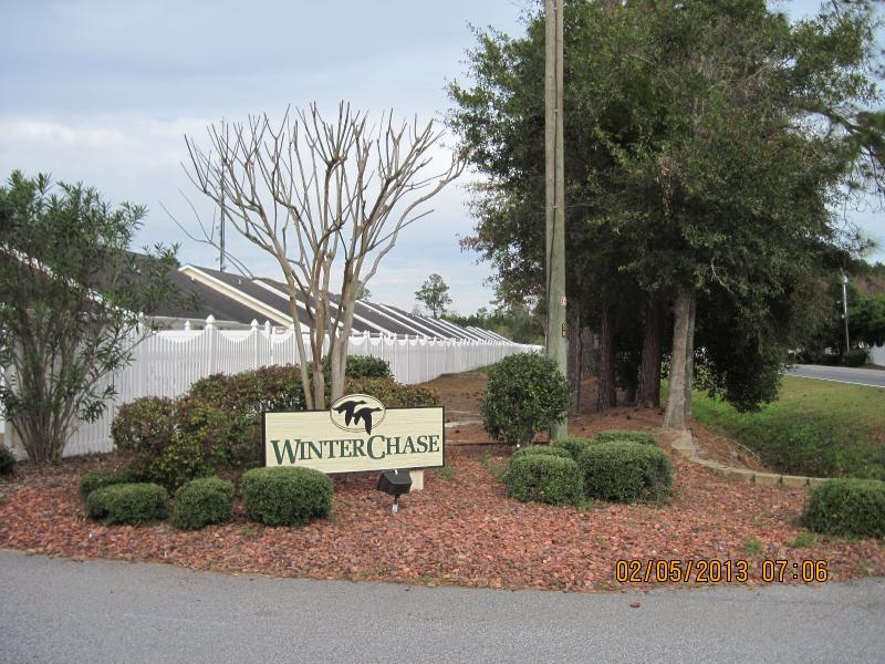 Winter Chase entrance - Spacious Furnished Condo 148 - Brunswick - rentals