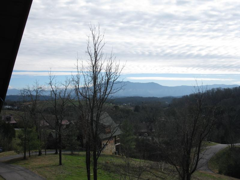 Bedroom Balcony View - Great for Couples--Super Convenient Location! - Sevierville - rentals